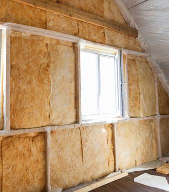 Isolering af væg indefra